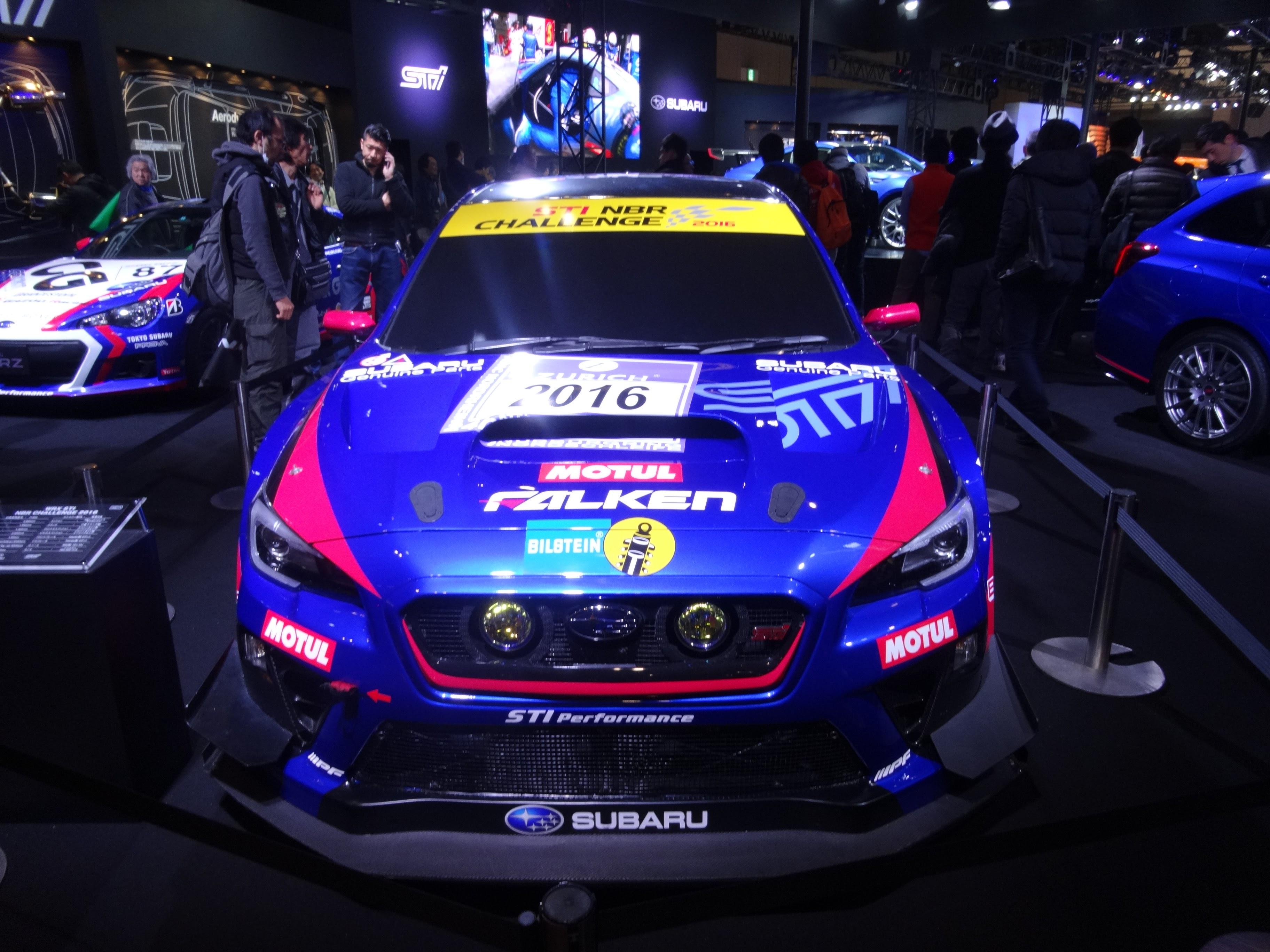 TOMEI  Subaru Impreza