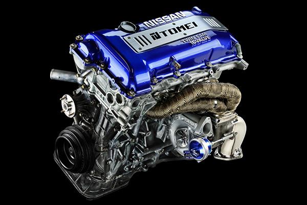Engine – 4G63 – TOMEI