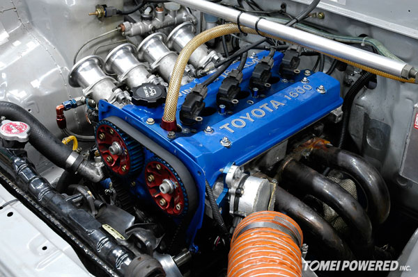 Used Toyota 4ag Engines