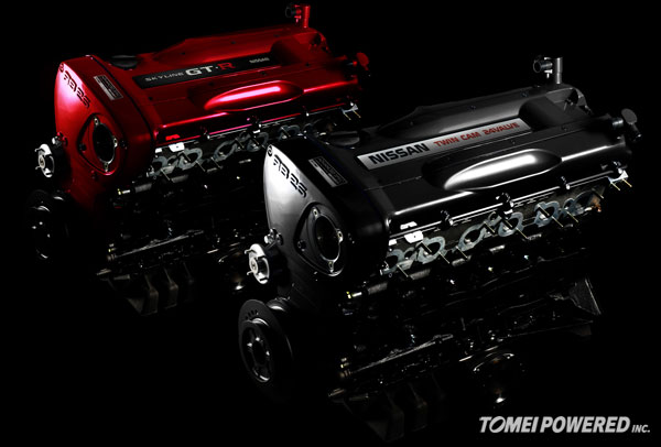 The Benefits of the ADVANCE SPEC RB26 Engine – TOMEI