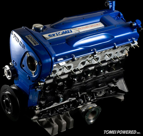 Tomei 187 The Benefits Of The Advance Spec Rb26 Engine