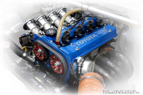 Toyota 4age Engine Specs
